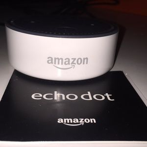 "Amazon ""Alexa"" Echo Dot"